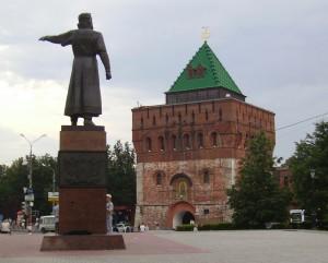 Nizhny Novgorod, Dmitrovskaya tower